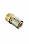 """Прессовое соединение с внутренней резьбой (40 х 3,5 мм х Rp1 1/4"""")"""