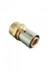 """Прессовое соединение с внутренней резьбой (50 х 4,5 мм х G1 1/2"""")"""