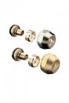 """Присоединительный набор со стяжным кольцом """"Cofit S"""" (16 х 2,0 мм, никел.)"""