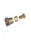 """Присоединительный набор со стяжным кольцом """"Cofit S"""" (16х2,0мм х G1/2""""НР)"""