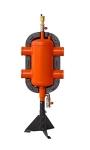 Многофункциональное устройство без функции гидравлической стрелки (PN6, 1150 кВт)