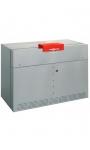 Котел Vitogas 100-F 96 кВт, Vitotronic 100 (KC4B)